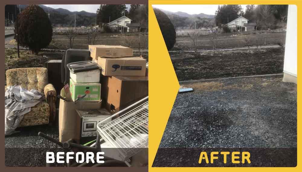 ゴミ捨てのお時間がとれず溜まってしまった不用品にお困りのお客様からご依頼いただきました。