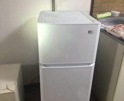 国東市国東町田深で冷蔵庫、洗濯機など軽トラック1台分の不用品回収 施工事例紹介