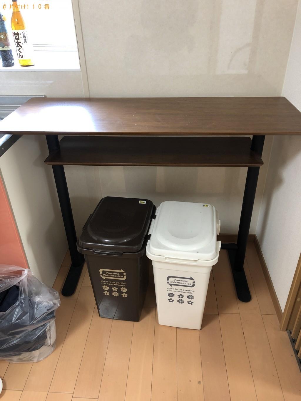 【大分市】トースター、ゴミ箱等の回収・処分ご依頼 お客様の声