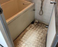 【大分市】2LDKマンションのハウスクリーニング☆お風呂やトイレもピカピカになりお喜びいただけました!
