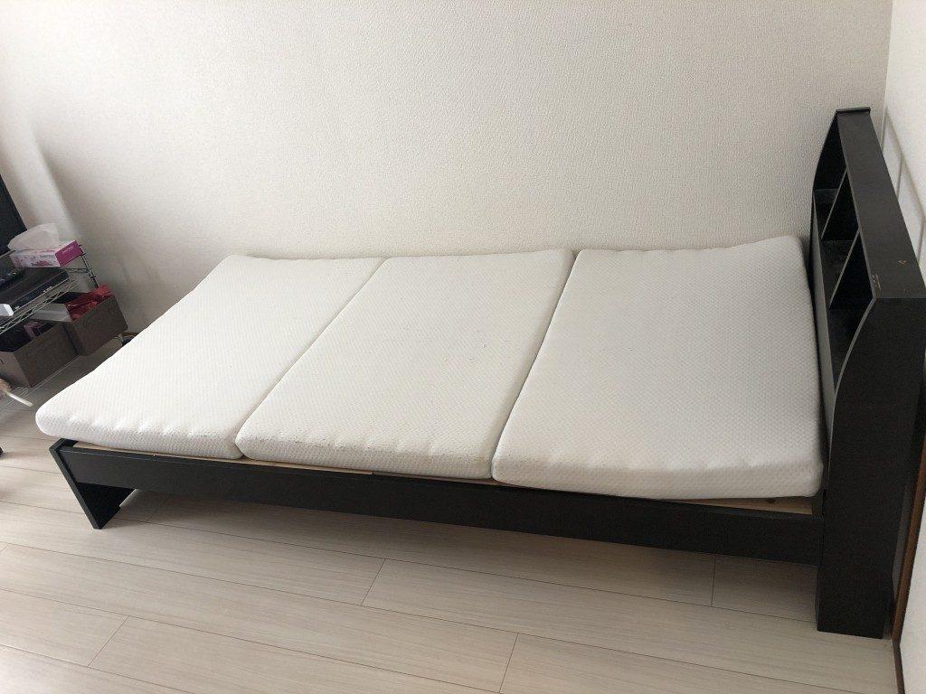 【戸沢村】シングルベッドの出張回収・処分ご依頼 お客様の声