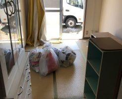 【由布市挾間町】2tトラック積みホーダイパックでの不用品回収☆大量の不用品を一気に処分でき、大変満足していただきました!