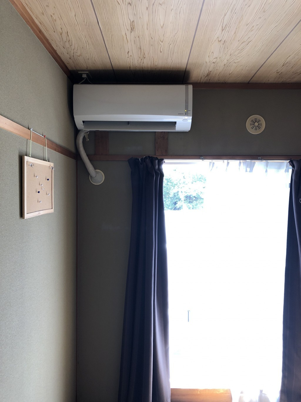 【大分市王子北町】家電やゴルフバッグの回収☆エアコンの取り外しから処分も可能で、ご満足いただけました!