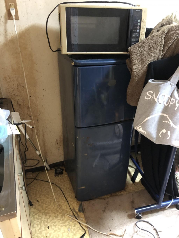 【大分市新町】テレビや冷蔵庫の不用品回収・処分ご依頼 お客様の声