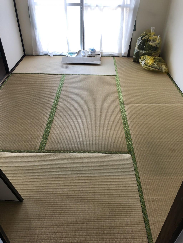 【大分市】カーペットとソファーベッドの回収☆追加品にも対応可能でご満足いただけました!