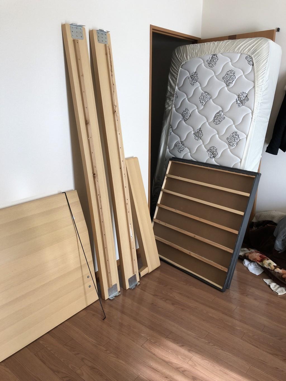 【大分市】家電・家具などをまとめて処分のご依頼☆迅速な対応にご満足いただけました!
