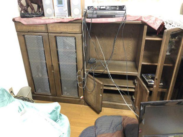 【大分市】テレビ、本棚などの不用品回収 お客様の声