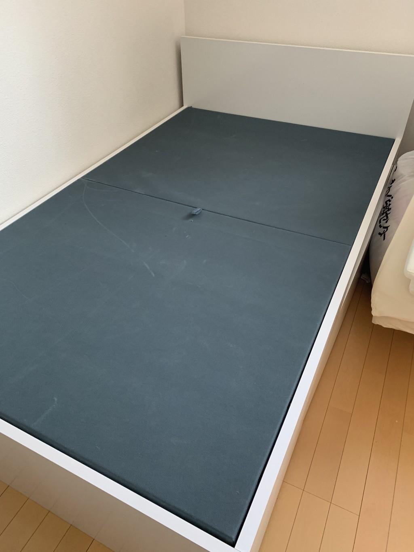 【日田市天神町】ベッドなど粗大ごみの回収・処分ご依頼 お客様の声