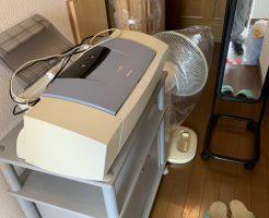 【宇佐市】プリンター、食器棚など家具・家電の回収 お客様の声