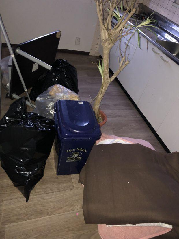【羽後町】布団、家庭ごみなど不用品の即日回収 お客様の声