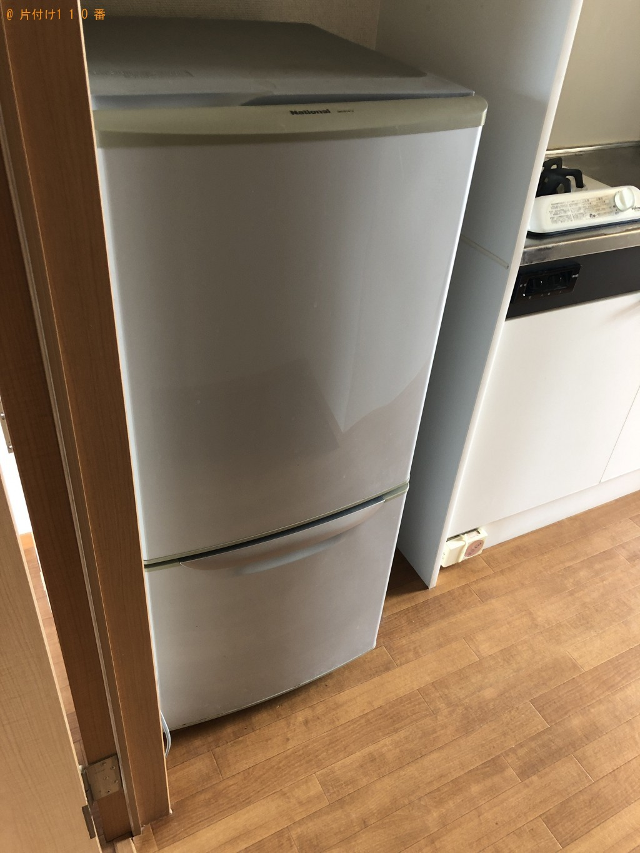 【大分市】冷蔵庫やベッドフレームなどの不用品回収処分 お客様の声