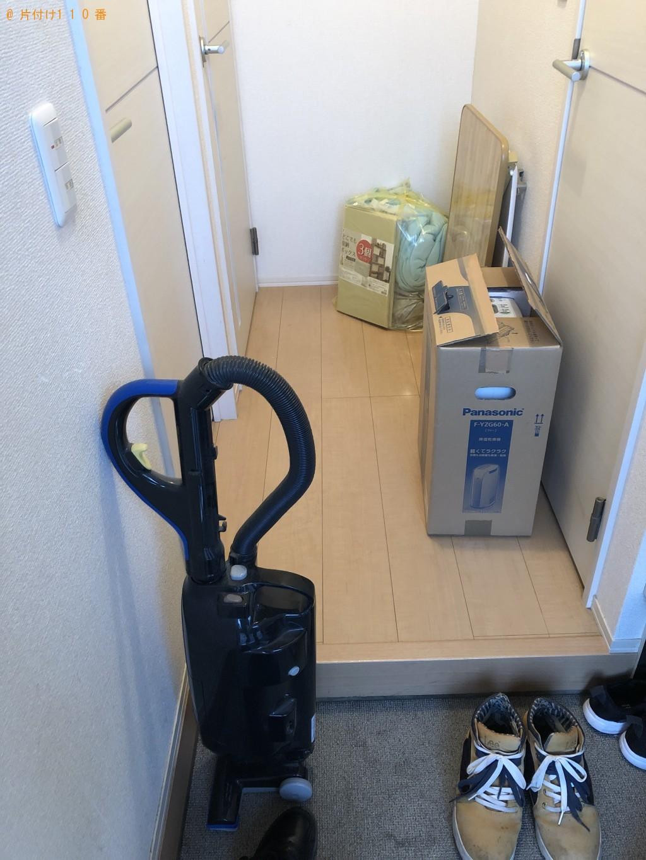 【大分市】家電や家具などの不用品回収処分 お客様の声