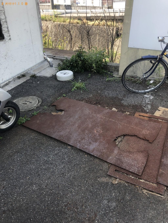 【大分市】自転車一台の回収 お客様の声