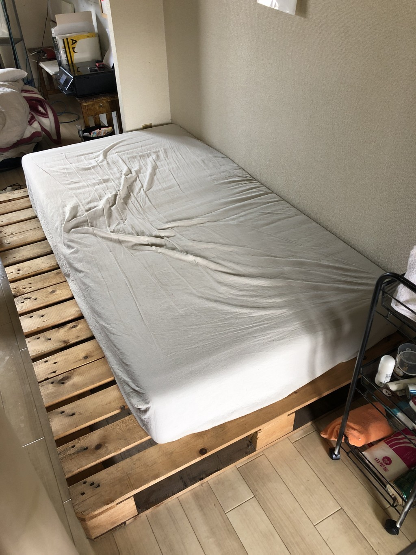 【大分市】シングルベッドマットレスの回収・処分ご依頼 お客様の声