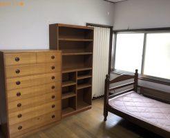 【大分市】本棚、学習机などの出張不用品回収・処分ご依頼