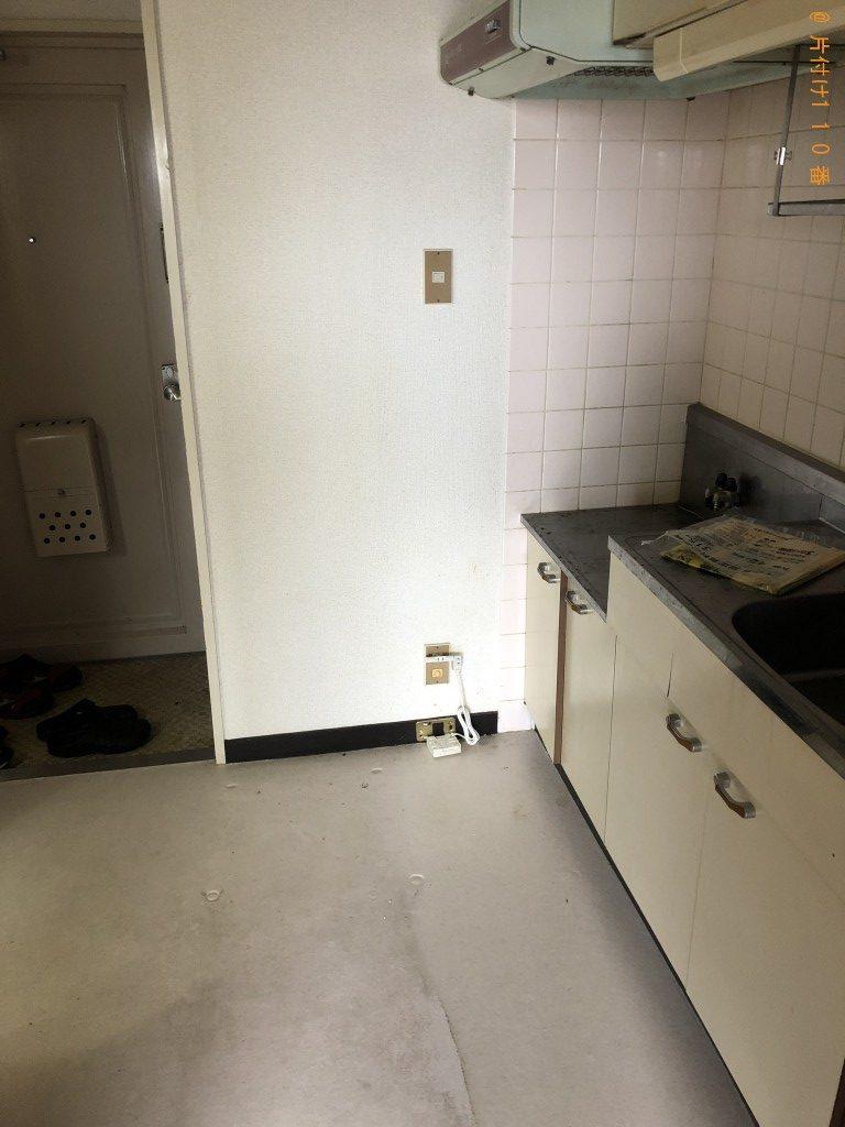 【おおい町】家具家電の出張不用品回収・処分ご依頼 お客様の声
