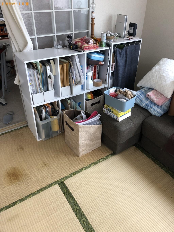 【大分市大道町】衣類、布団、雑誌類などの出張不用品回収・処分ご依頼