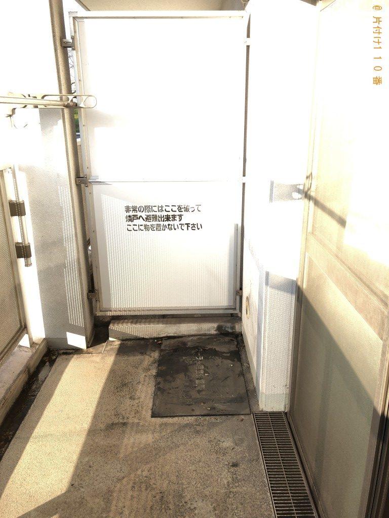 【大分市大津町】冷蔵庫、エアコンの回収・処分ご依頼 お客様の声