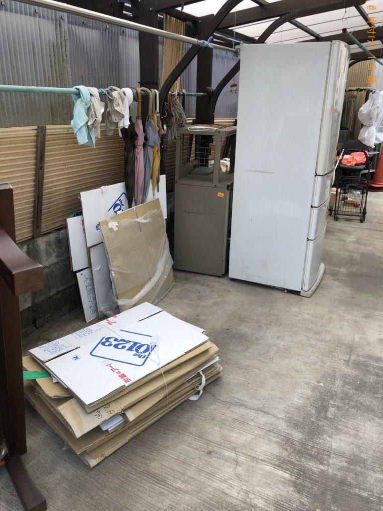 【大分市森町】冷蔵庫、洗濯機、電子レンジ等の回収・処分ご依頼