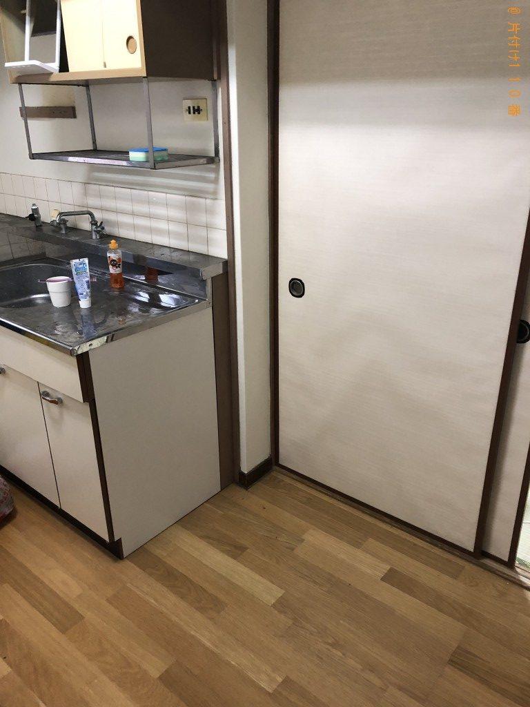 【由布市挾間町】冷蔵庫、洗濯機、エアコンの回収・処分ご依頼