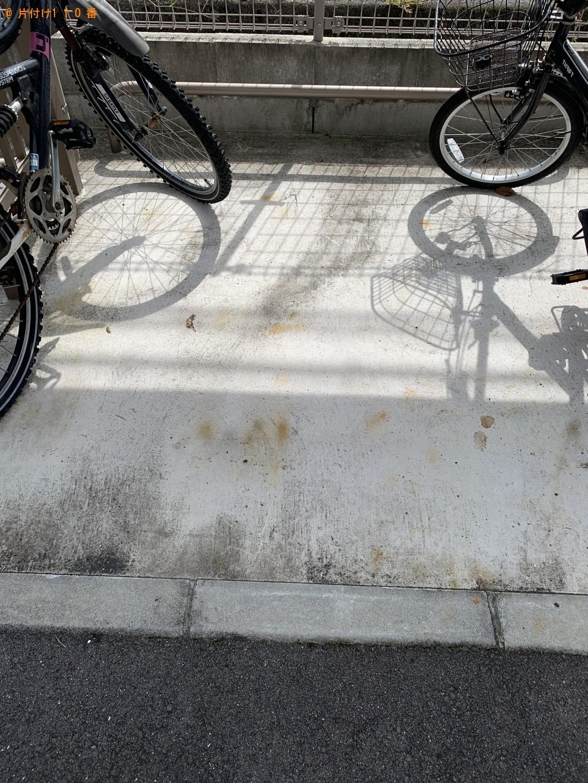 【中津市】自転車の回収・処分ご依頼 お客様の声
