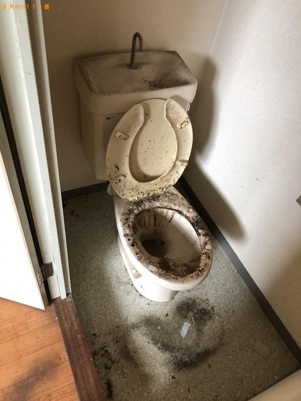 【大分市田中町】細かいゴミの片付けとハウスクリーニングご依頼