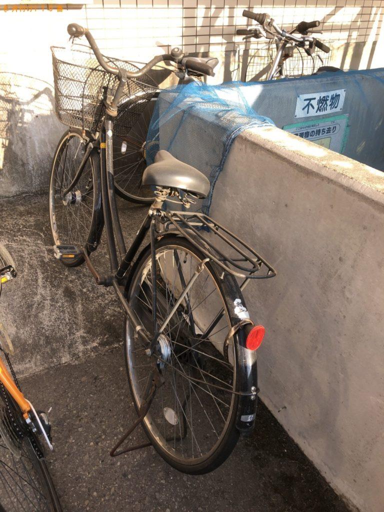 【知名町】自転車の回収・処分ご依頼 お客様の声