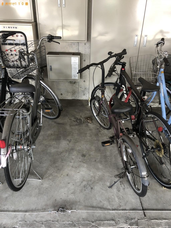 【和泊町】自転車の回収・処分ご依頼 お客様の声