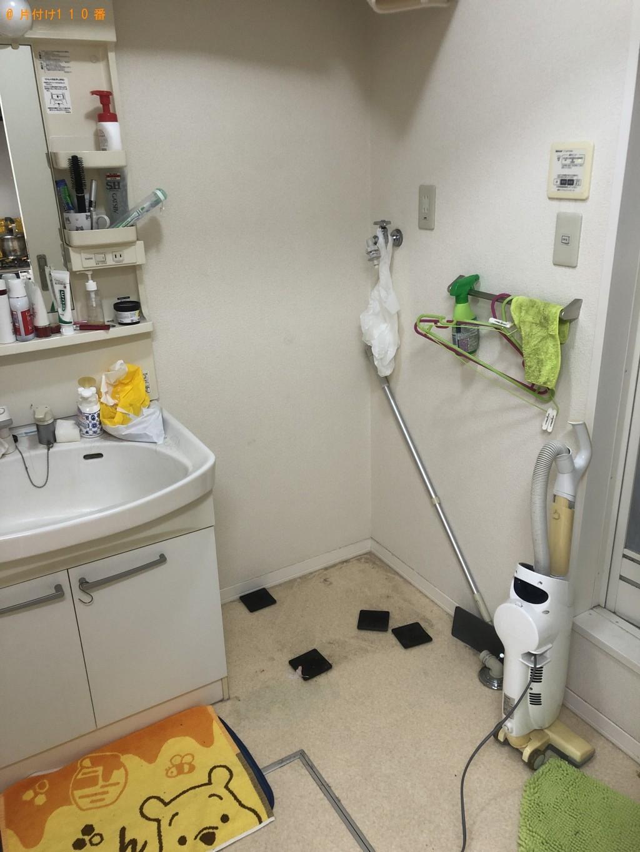 【大分市】洗濯機、冷蔵庫の回収・処分ご依頼 お客様の声