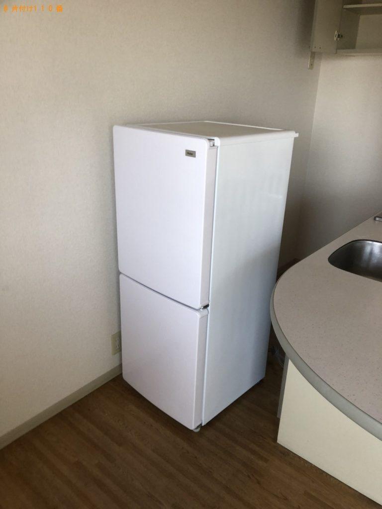 【中種子町】冷蔵庫の回収・処分ご依頼 お客様の声