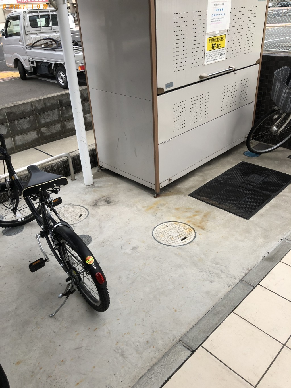 【大分市大道町】自転車の回収・処分ご依頼 お客様の声
