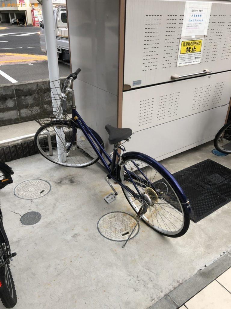 【錦江町】自転車の回収・処分ご依頼 お客様の声
