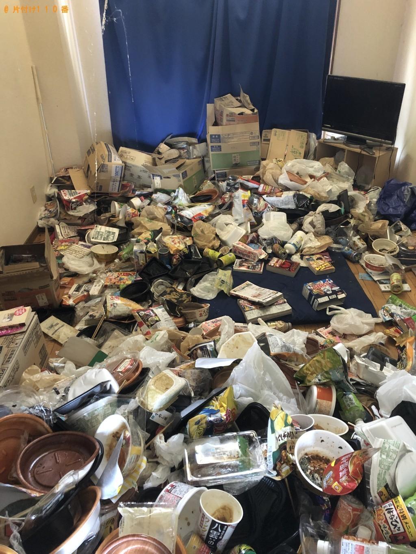 【大分市】分別していない家庭ごみの回収・処分ご依頼 お客様の声