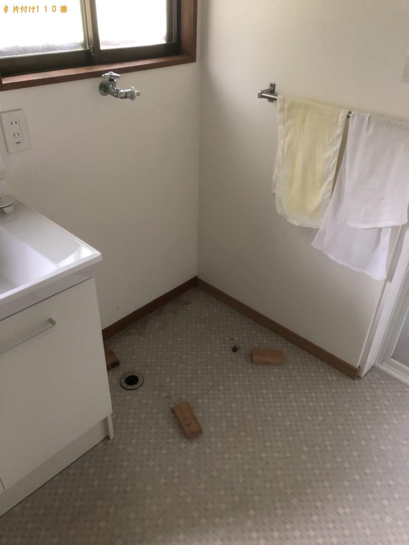 【別府市】洗濯機の回収・処分ご依頼 お客様の声