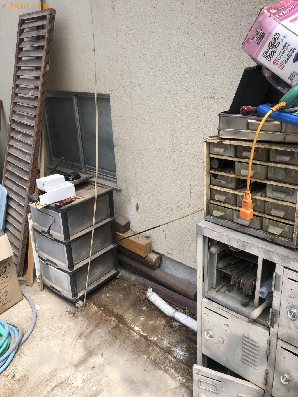【大分市】軽トラック1台程度の出張不用品の回収・処分ご依頼