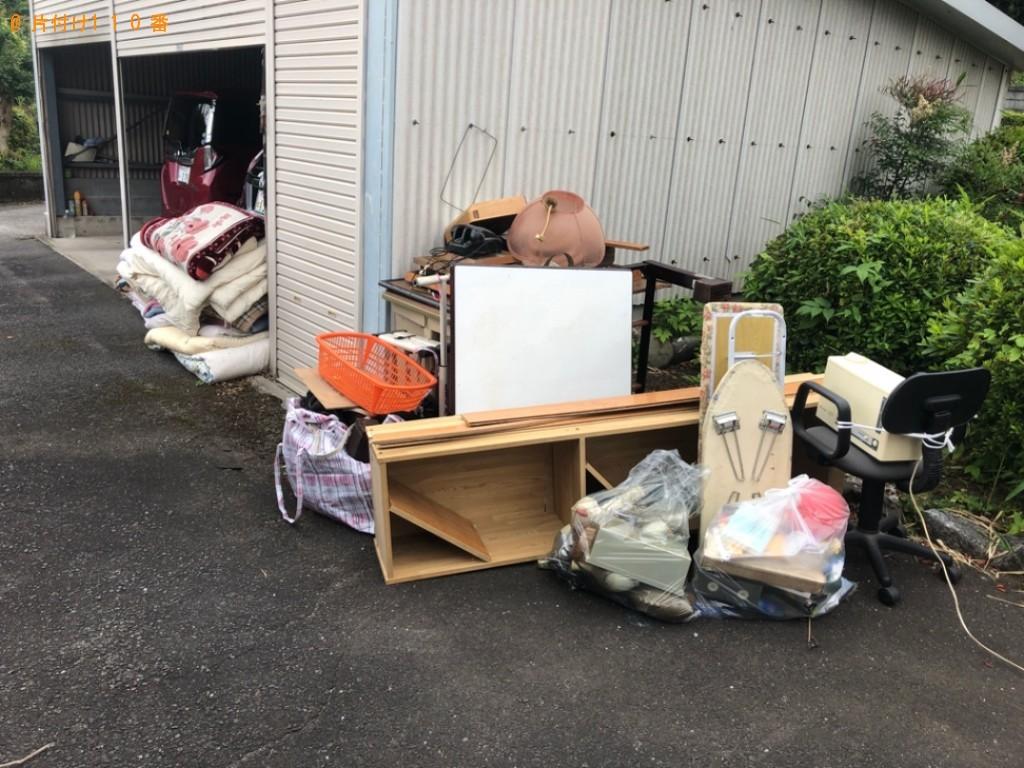 【豊後大野市】椅子、収納ケース、健康器具、布団等の回収・処分