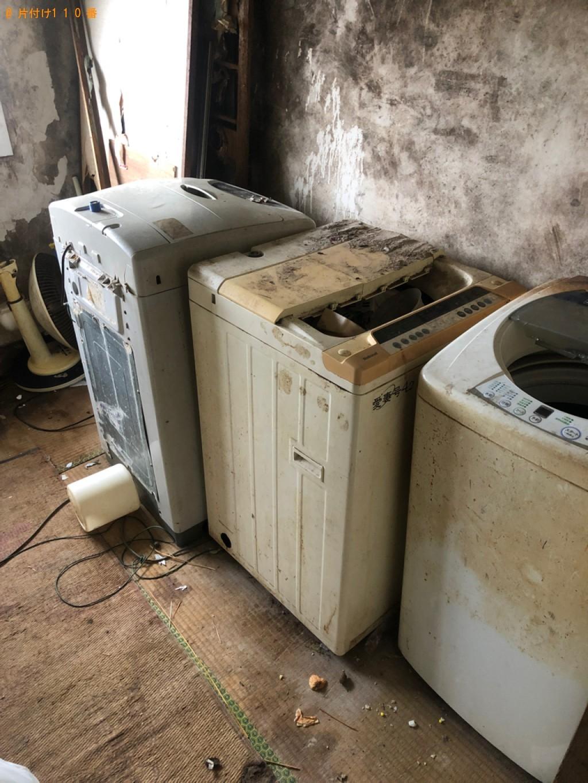 【大分市】冷蔵庫、テレビ、洗濯機、タンスの回収・処分ご依頼