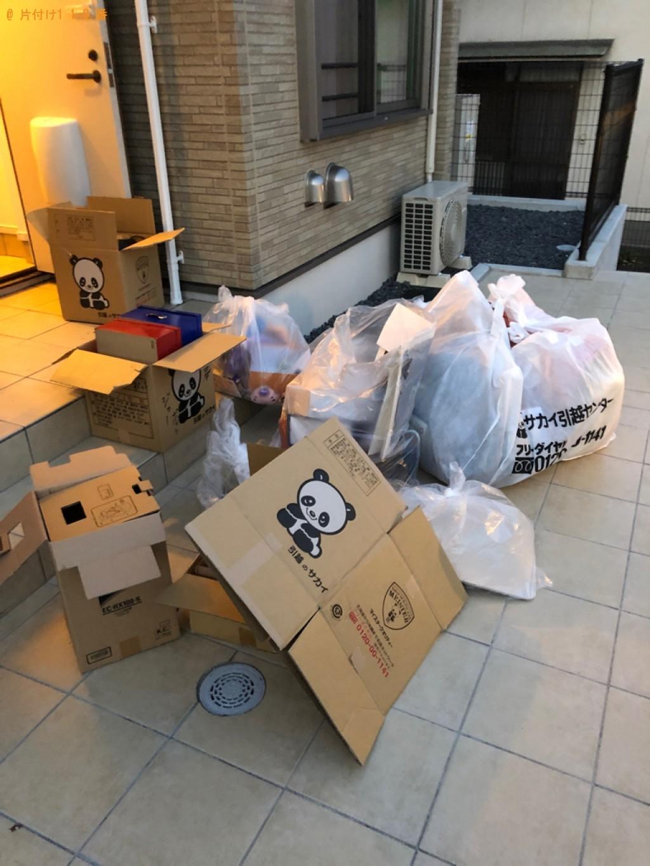 【大分市】ダンボール、混在ゴミの回収・処分ご依頼 お客様の声