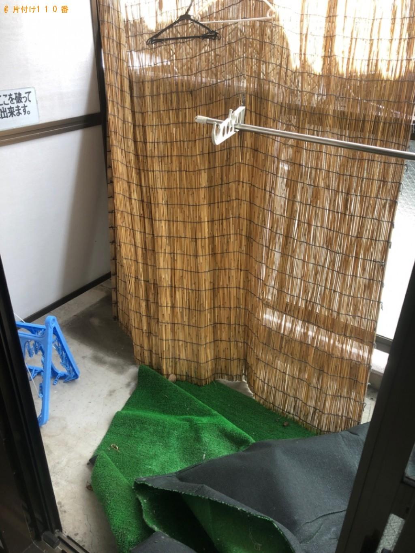 【日田市】洗濯機、シングルベッドマットレス、炊飯器、衣類等の回収