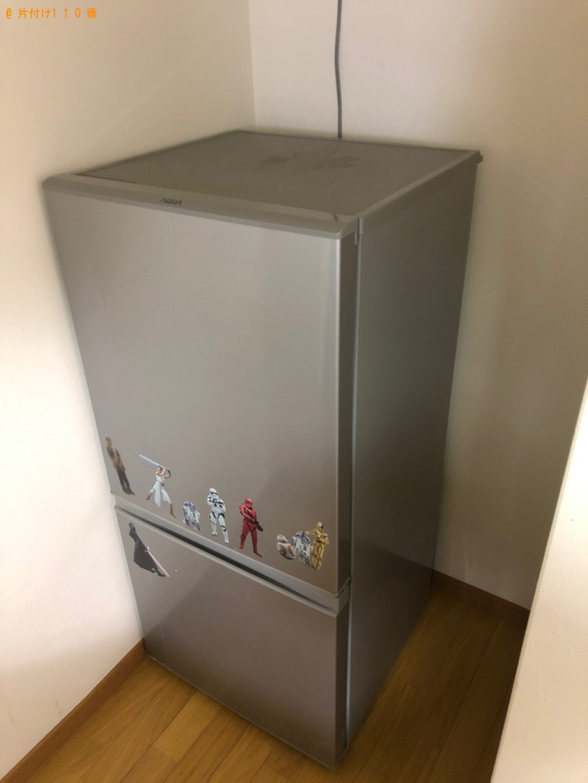 【大分市坂ノ市】冷蔵庫、洗濯機の回収・処分ご依頼 お客様の声