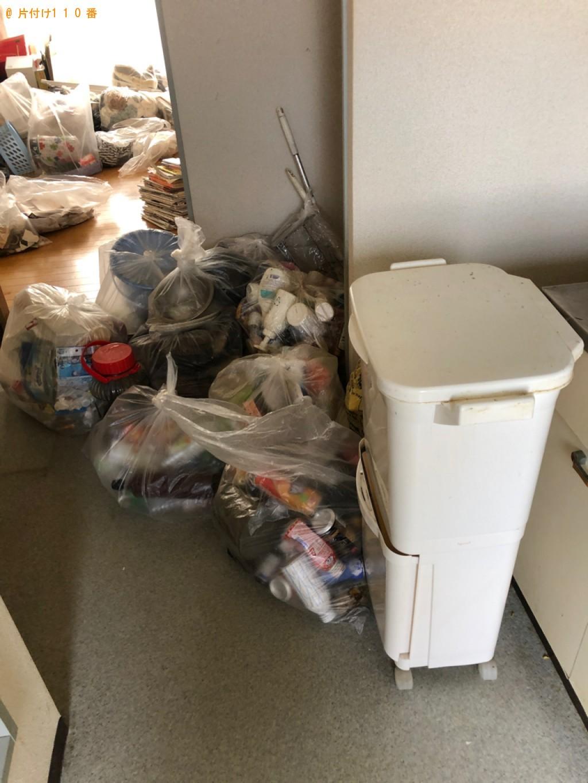 【大分市】衣類、生活用品、一般ごみの回収・処分ご依頼 お客様の声