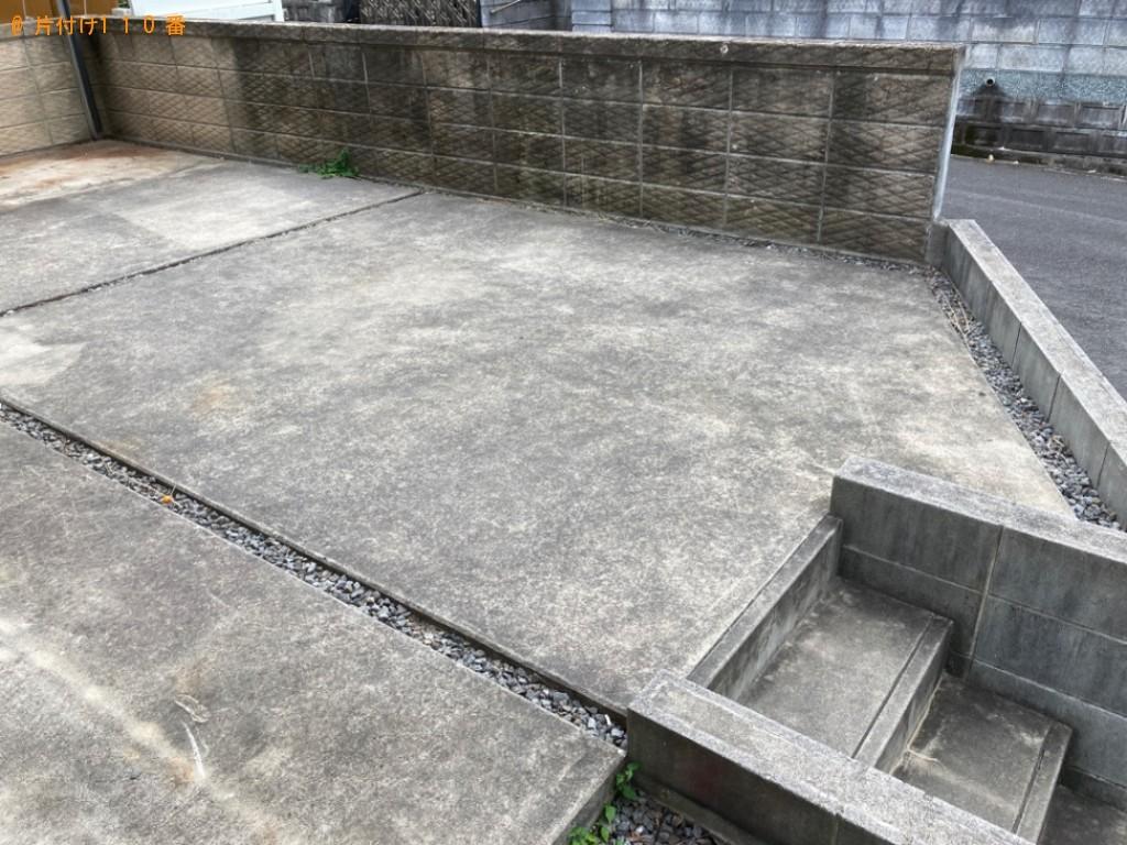 【上小阿仁村】扇風機、ポリタンク、ゴミ箱、一般ごみ等の回収・処分