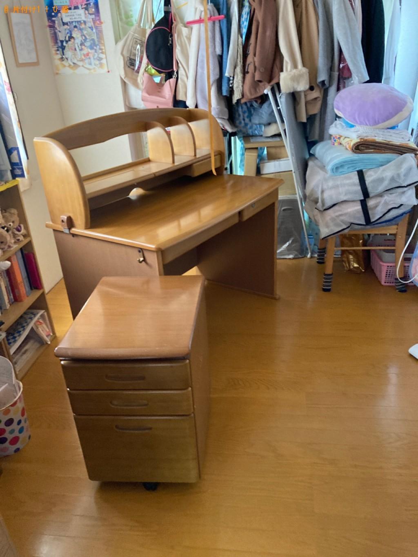 【大分市】椅子、学習机の回収・処分ご依頼 お客様の声