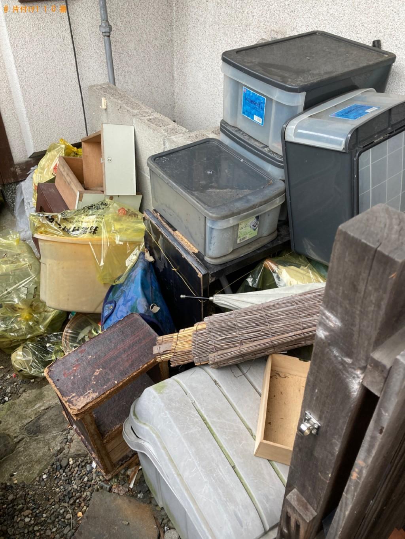 【日出町】部屋の片付けと一般ごみの回収ご依頼 お客様の声