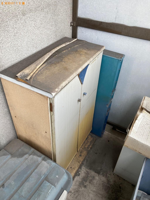 【大分市】本棚、小型家電等の回収・処分ご依頼 お客様の声