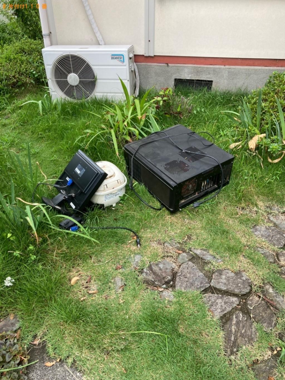 【豊後高田市】冷蔵庫、パソコン等の回収・処分ご依頼 お客様の声