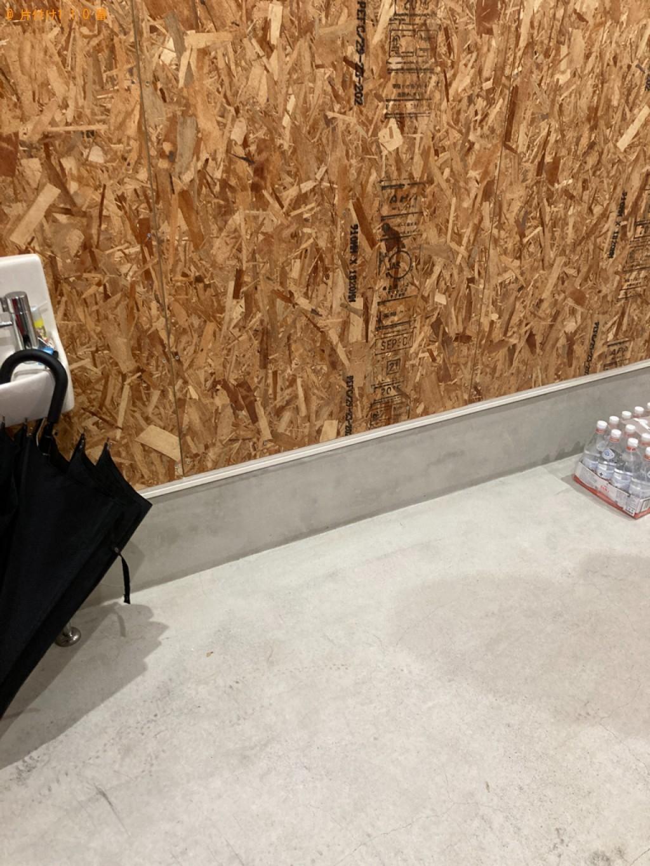 【大分市寿町】椅子、小型家電、ダンボール等の回収・処分ご依頼