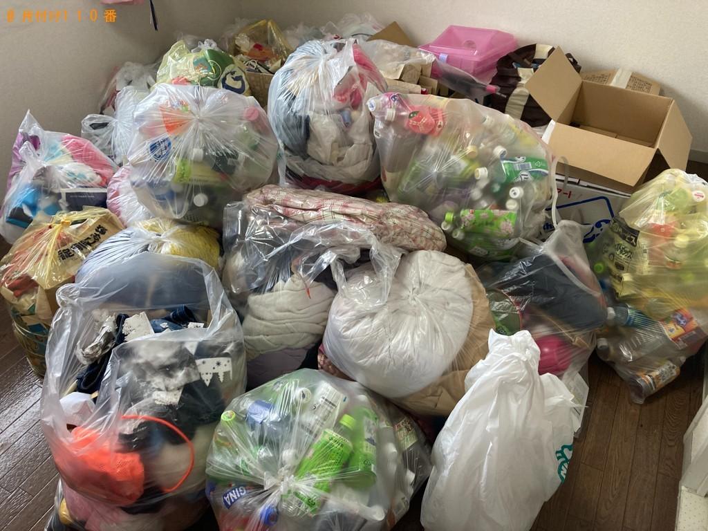 【大分市】一般ごみの回収・処分ご依頼 お客様の声