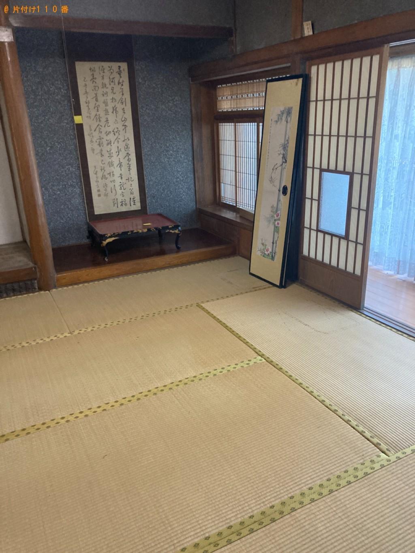 【竹田市】仏壇の回収・処分ご依頼 お客様の声