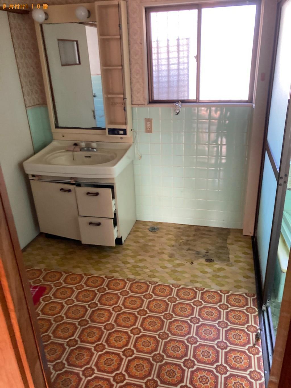 【大分市】冷蔵庫、洗濯機、テレビ、エアコン等の回収・処分ご依頼